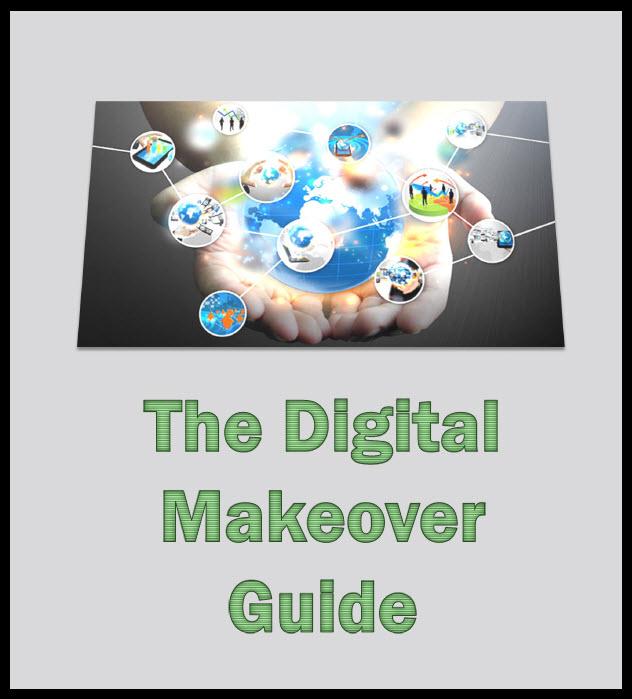 Digital Makeover cover